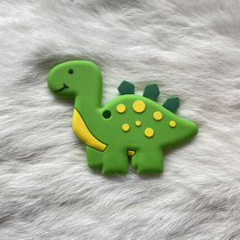 Brachiosaurus bijtfiguur - groen'