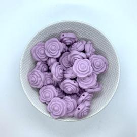 Kleine bloem - licht lavendel