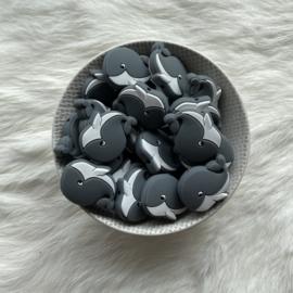 Walvis kraal - donkerder grijs