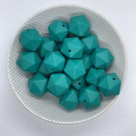 Icosahedron 17mm - emerald