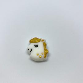 Eenhoorn kraal - goud