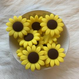 Daisy bead - sunflower