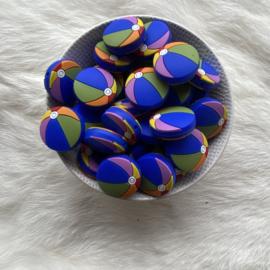 Strandbal kraal - retro tinten