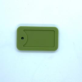 Dogtag - leger groen