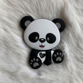 Panda - grijs