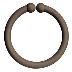 BIBS loops - chocolate