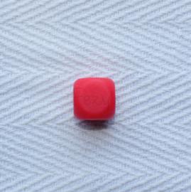 Dobbelsteen - rood