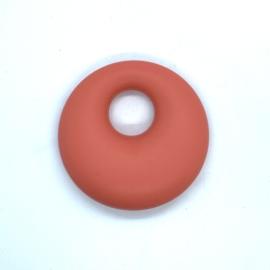 Ronde hanger - aarde oranje