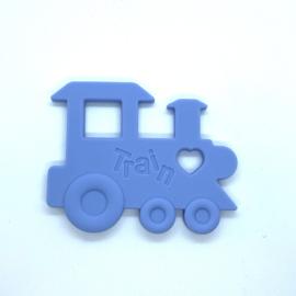 Trein - licht poeder blauw