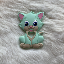 Cat teether - mint