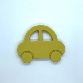 Auto - mosterd geel