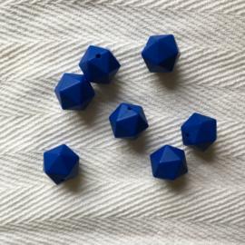 Icosahedron 17mm - licht navy