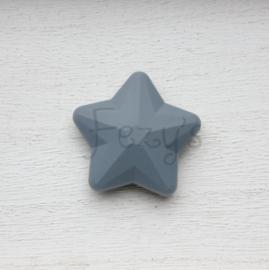 Ster - donker grijs