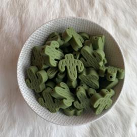 Cactus kraal - leger groen