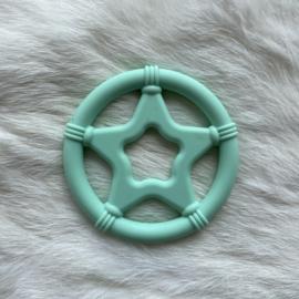 Star teether - mint