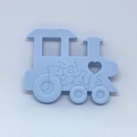 Trein - zacht blauw