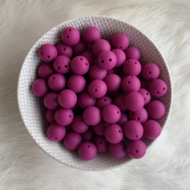 Safety bead 12mm - magenta