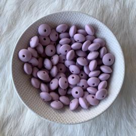 Kleine discus - licht lavendel