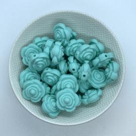 Kleine bloem - aruba blauw