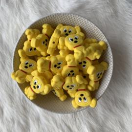 Hondjes kraal - geel