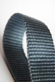 Polypropyleen band 25 mm - grijs