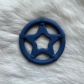 Star teether - night blue