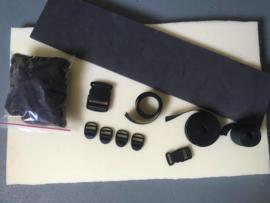 Compleet hardware pakket voor de LPMU