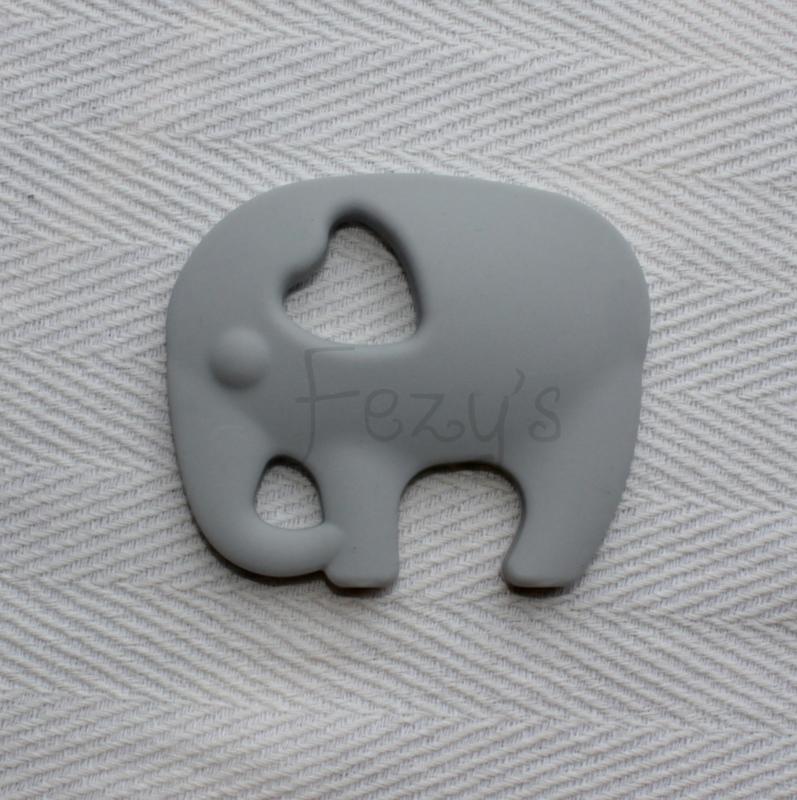 Olifant - licht grijs
