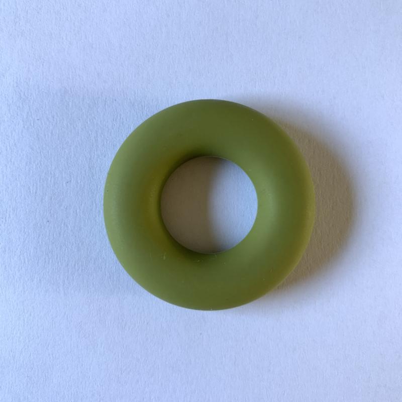 Donut - legergroen