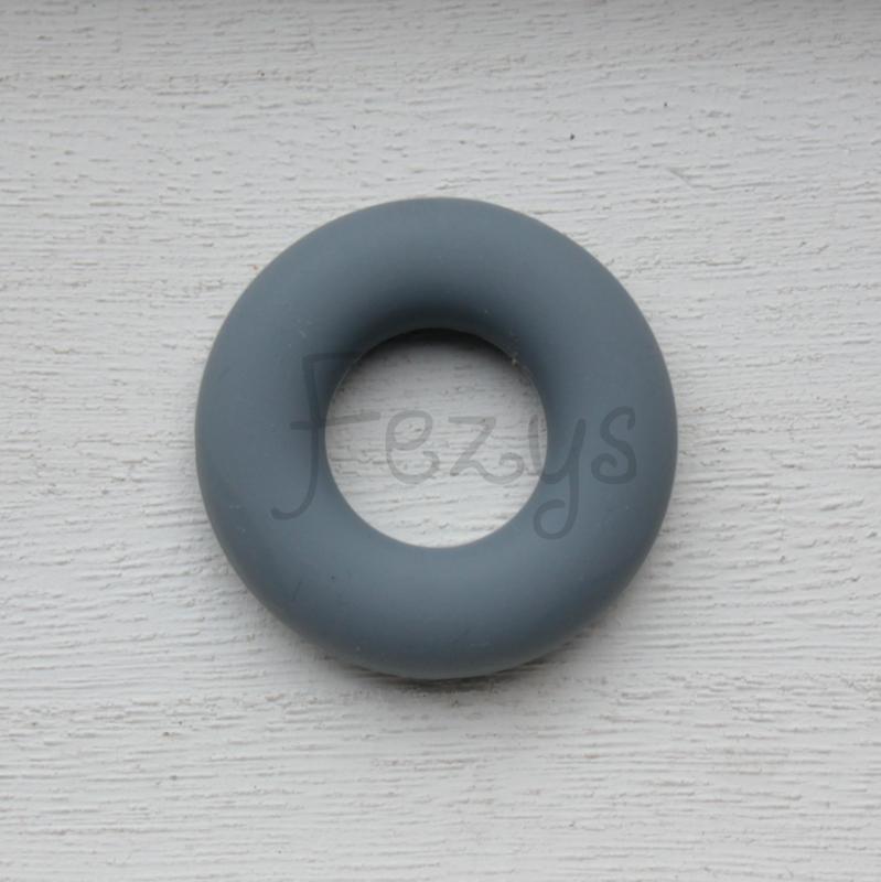 Donut - donker grijs