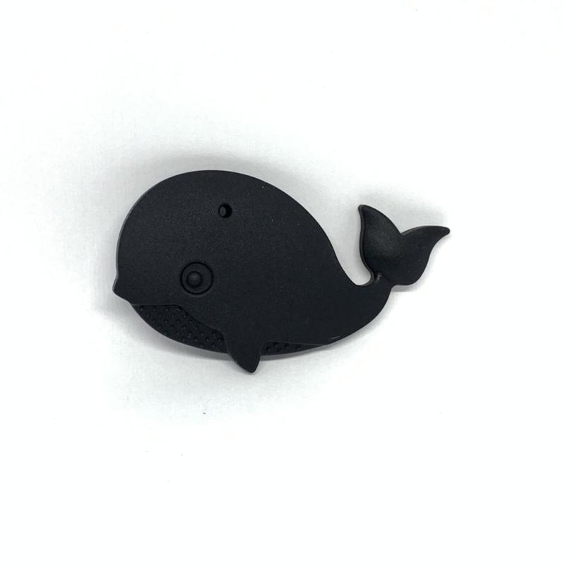 Walvis - zwart