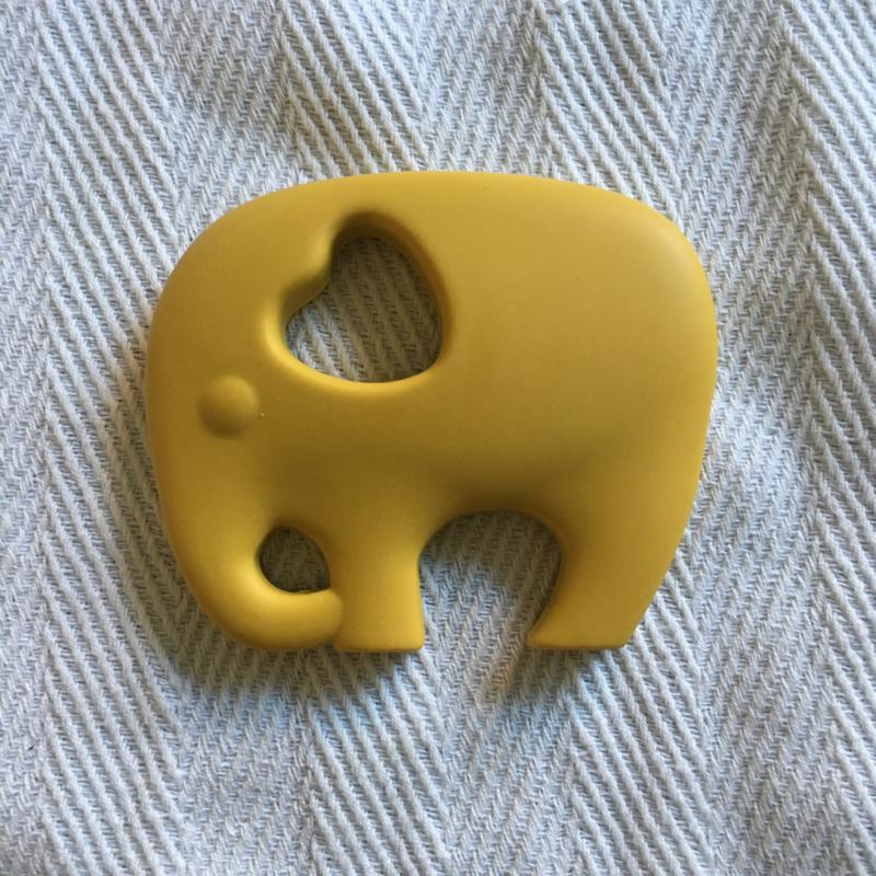 Olifant - mosterd geel