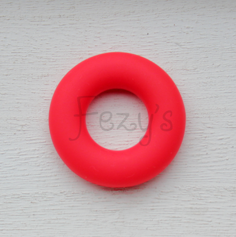 Donut - rood