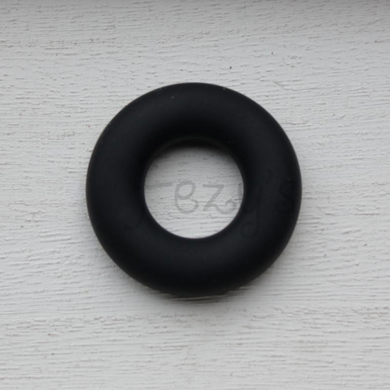 Donut - zwart