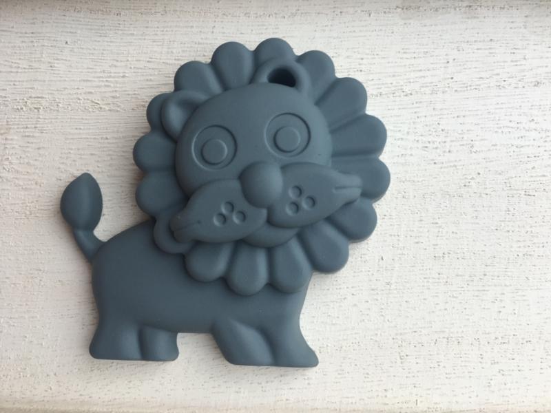 Leeuw - donker grijs