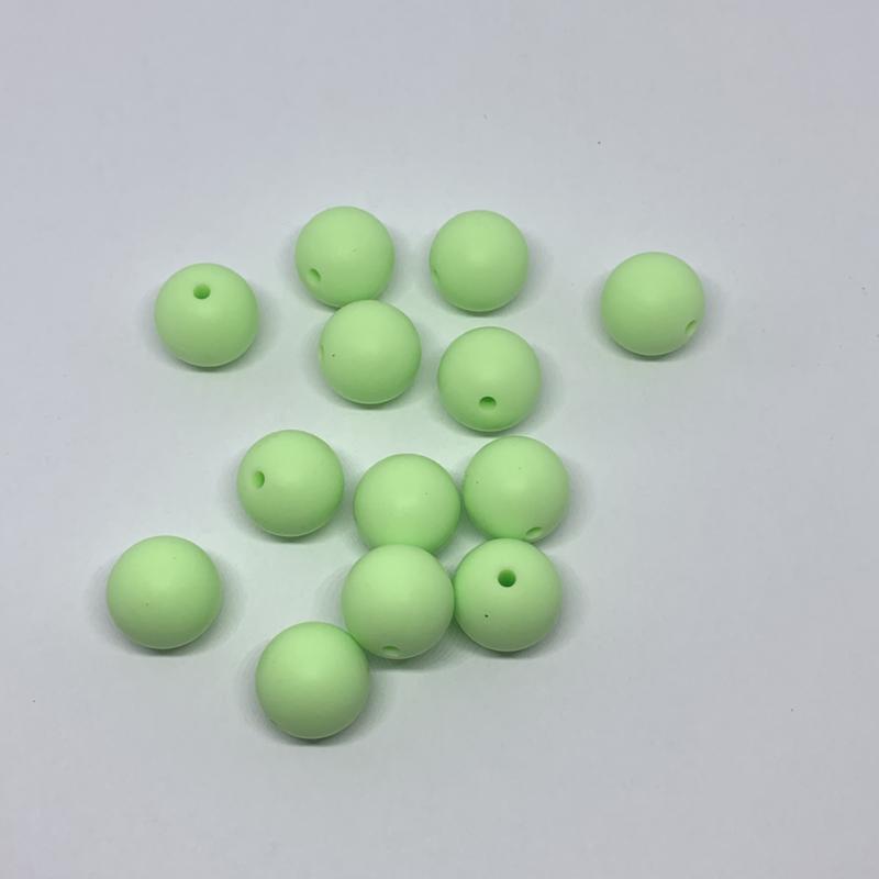 15mm - zacht groen