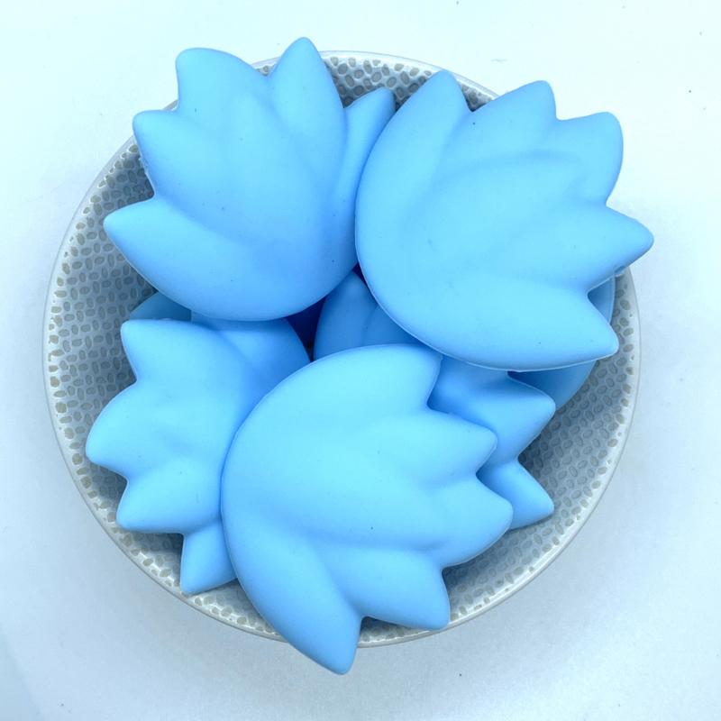 Lotus kraal - baby blauw