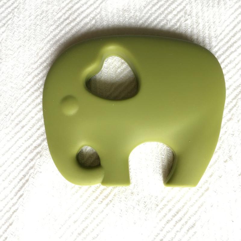 Olifant - legergroen