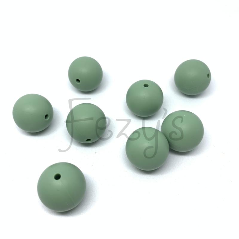 19mm - oud groen