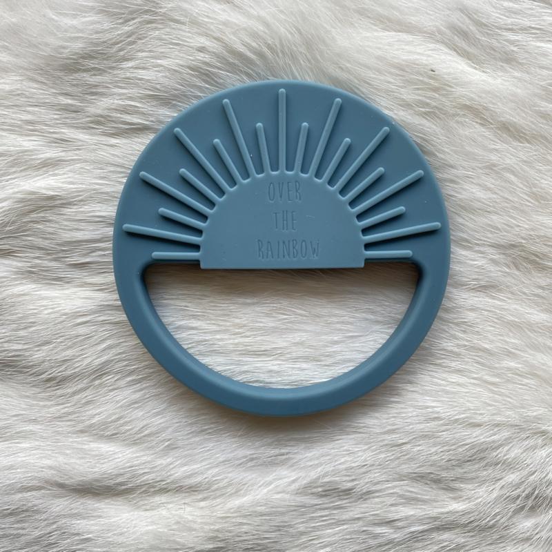 Zonnestraal bijtring - winter blauw