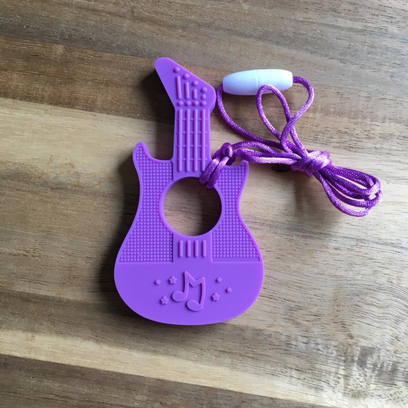 Guitar - purple