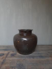 Oude Chinese pot kruik