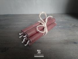 Dinerkaars bruin