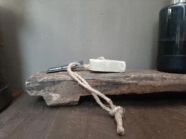 oud houten bajot plankje