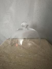 Glazen stolp cover