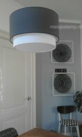 Lamp grijs