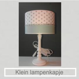 Klein lampenkapje