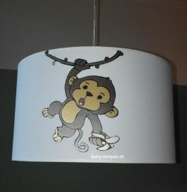 Jongenslamp 3x aapjes