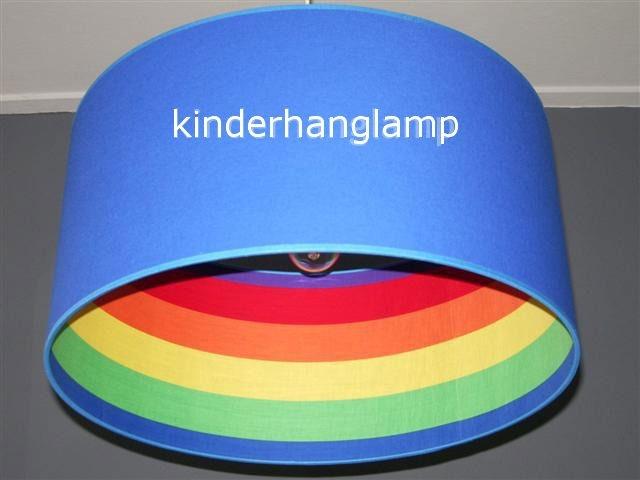 Jongenslamp regenboog