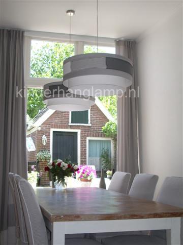 Hanglampen tafel